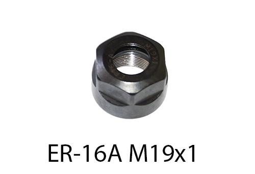 Гайка ER-16A M19x1