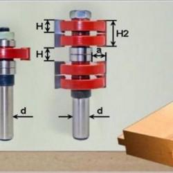Комплекты фрез для шипового соединения L50