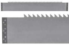 Механические рамные пилы для плющения Pilana 5362.1 (KV) - зубья с ломанной задней поверхностью