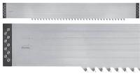 Механические рамные пилы со стеллитом 5366.1 (KV) - зубья с ломанной задней поверхностью
