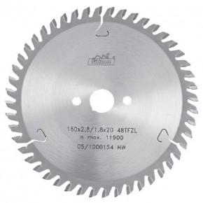 Пильный диск для ручной электропилы Pilana 5391 TFZ L