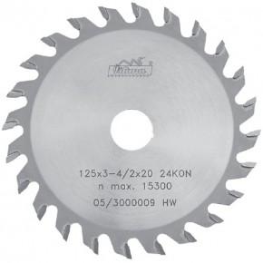Подрезной пильный диск Pilana 5393 KON