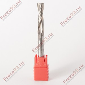 Фреза спиральная чистовая BSP 6х27х60 Z2 HM