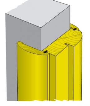 Фрезы для элементов дверной коробки 1С-06