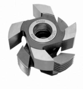 Фрезы для обработки микрошипов для сращивания древесины ДФ-15.01.12