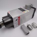 Шпиндель GDZ-120-6.0кВт (380В, ER32, водяное охлаждение)