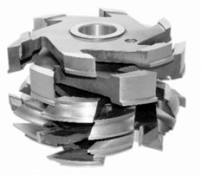 Комплект фрез для изготовления дверей с остеклением (с термошвом) ДФ-04.08(остекление), ДФ-04.09(остекление)