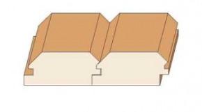 Комплект фрез для изготовления фальш-бруса