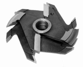 Комплект фрез для изготовления филенчатых дверей с остеклением ДФ-04.23.а,