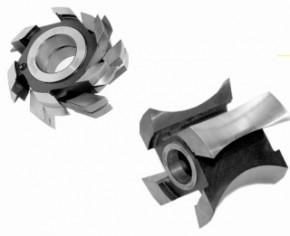 Комплект фрез для изготовления радиусной обшивочной доски (block-house) ВН-01