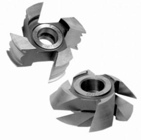 Комплект фрез для изготовления реечного плинтуса ДФ-05-01