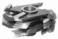 Комплект фрез для полного изготовления филенчатых дверей (с термошвом) ДФ-04.08, ДФ-04.09
