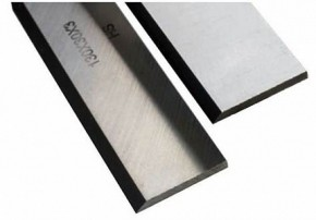 Ножи строгальные из быстрорежущей стали Pilana